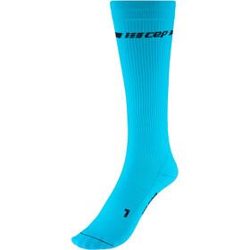 cep Neon Socks Men, turkusowy